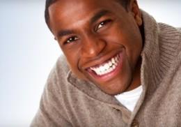 Barbat afro-american
